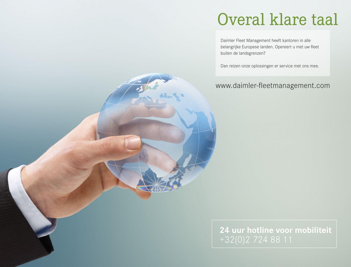 Daimler globe