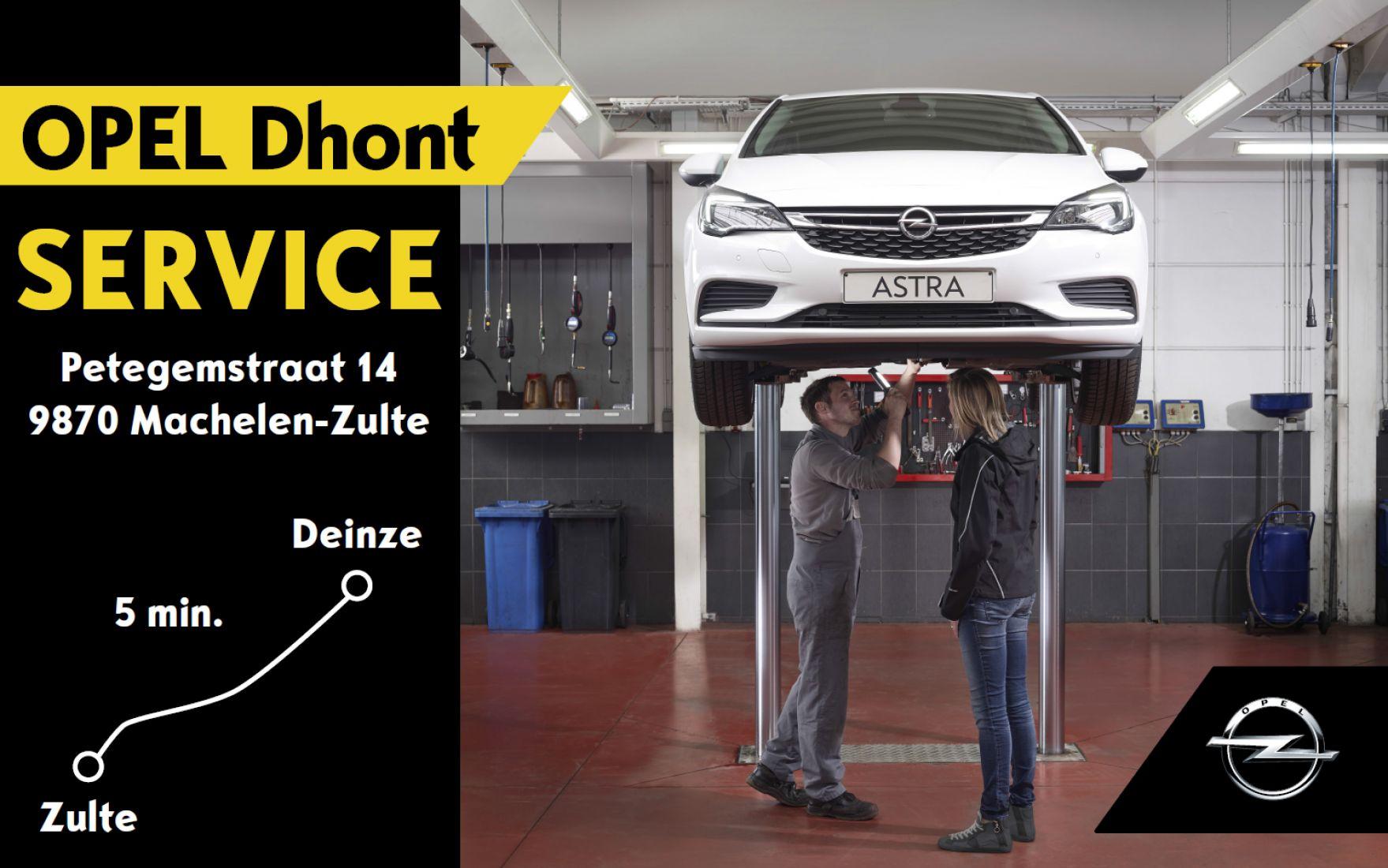 Opel - Zulte